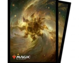 Ultra Pro Chroma Fusion MtG Matte Deck Protector Sleeves 100 Celestial Plains (66mmx91mm)