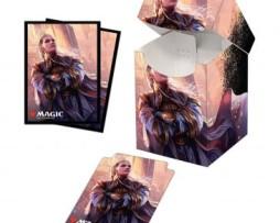 Ultra Pro Combo 100 Sleeves & Deck Box MTG Commander Legends Rebbec, Architect of Ascension