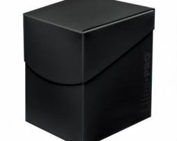 Ultra Pro Deck Box Black Pro-100