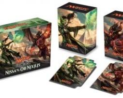 Ultra Pro Nissa vs. Ob Nixilis Duel Deck Box Combo Pack