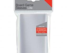 Ultra Pro Standard Lite European Board Game 100 Sleeves (59mmx92mm)