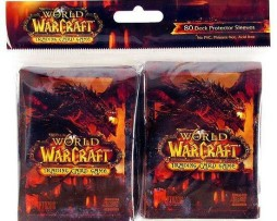 Ultra Pro World Of Warcraft Cataclysm 80 Deck Protector Sleeves