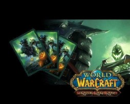 Ultra Pro World Of Warcraft Headless Horseman 80 Deck Protector Sleeves