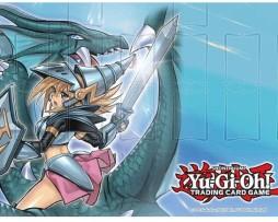 Yu-Gi-Oh! Dark Magician Girl the Dragon Knight - Game Mat